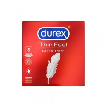 Durex Thin Feel Extra Thin - 3 Stück